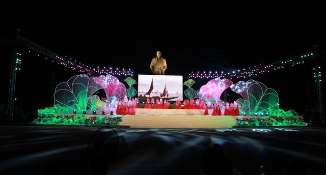 Lễ hội Làng Sen năm 2018 sẽ diễn ra trong 3 ngày từ ngày 17-19/5.