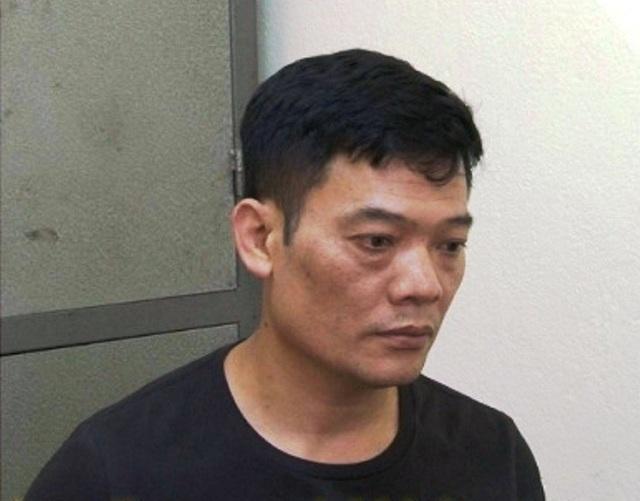 Đối tượng Nguyễn Văn vẻ bị bắt tại cơ quan Công an.