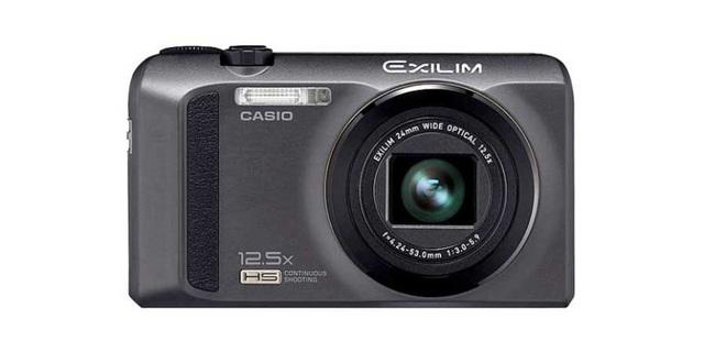 Máy ảnh kỹ thuật số của Casio