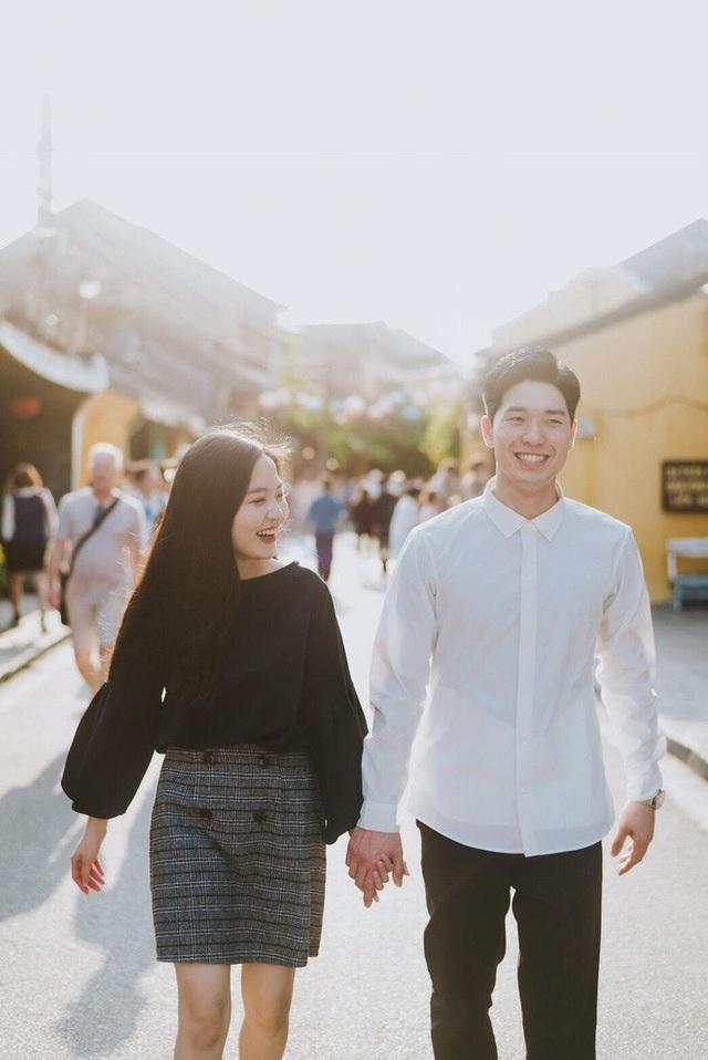 Chuyện tình của cặp đôi Việt - Nhật Nguyễn Huyền Trang và Osanaga Rui đẹp tựa phim lấy lòng cư dân mạng.