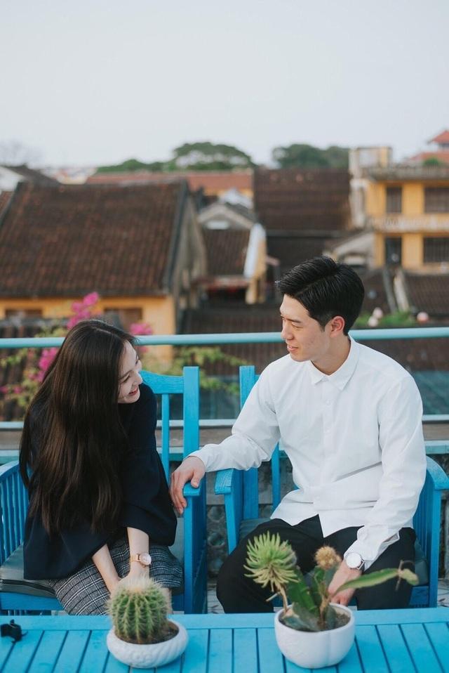 Ấn tượng của Trang về Rui là một chàng trai cẩn thận và hiền hậu.