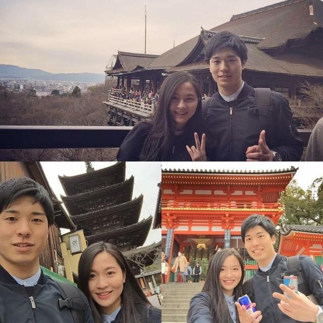 Chuyện tình của cặp đôi từ thuở nàng chưa biết tiếng Nhật, còn chàng thì không biết tiếng Việt… đến nay đã được 3 năm.