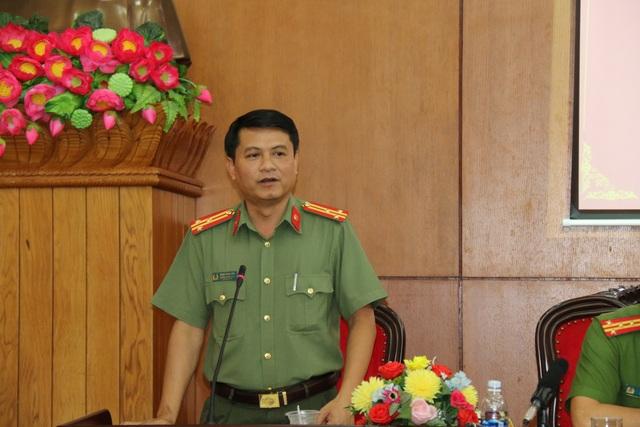 Người phát ngôn công an tỉnh Đắk Nông thông tin sự việc