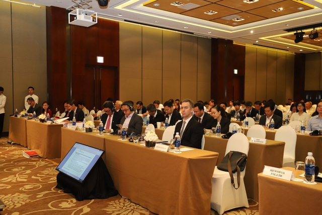 Công ty Cổ phần Đầu tư Nam Long (HOSE: NLG) vừa tổ chức thành công cuộc họp Đại hội đồng cổ đông thường niên 2018.