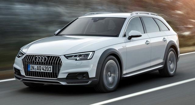 Sửa không triệt để lỗi gây cháy, Audi triệu hồi xe lần 2 - 1