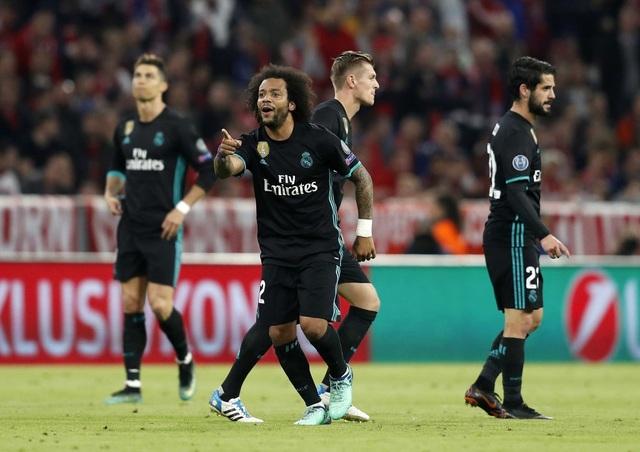 Real Madrid lại giành chiến thắng nhờ sự mê tín của HLV Zidane