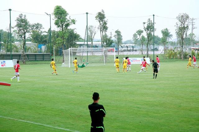 5-0 là kết quả chung cuộc với màn trình diễn ấn tượng của CLB Phố Hiến trước Nam Định