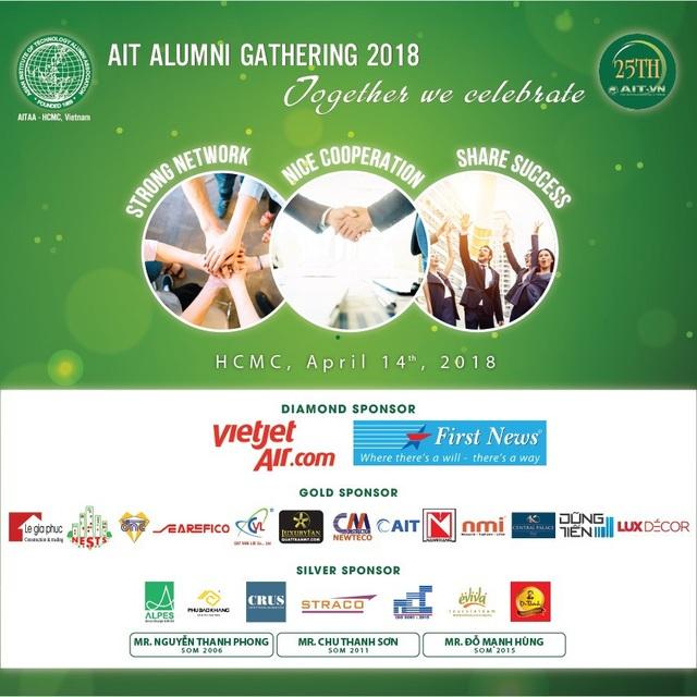 Chương trình họp mặt cựu sinh viên 2018