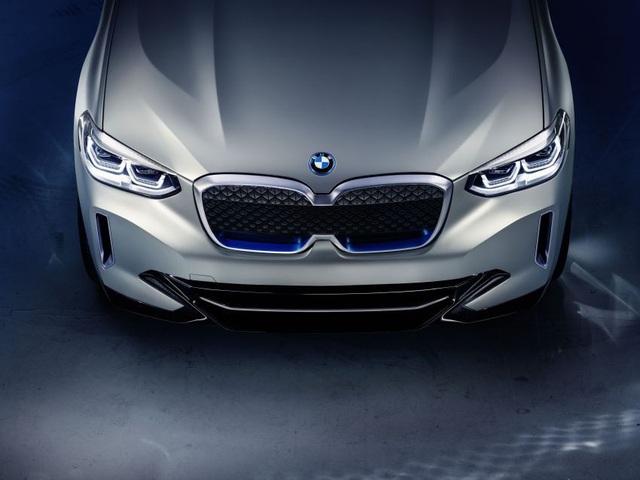 Concept iX3 - Phiên bản chạy điện của BMW X3 - 5