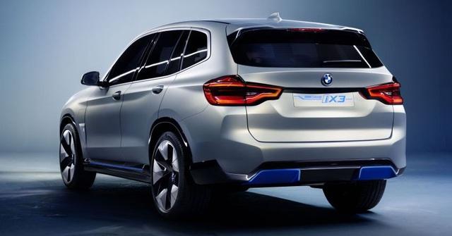 Concept iX3 - Phiên bản chạy điện của BMW X3 - 8