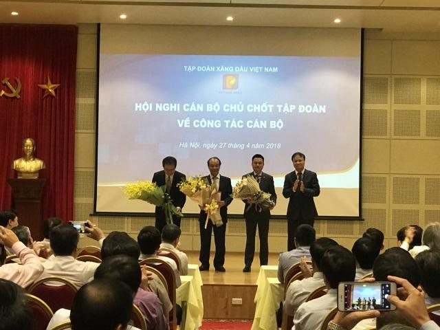 Ông Phạm Văn Thanh chính thức nhậm chức Chủ tịch Petrolimex
