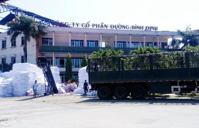 Công ty CP Đường Bình Định đang bị cơ quan chức năng yêu cầu dừng sản xuất để khắc phục ô nhiễm môi trường.