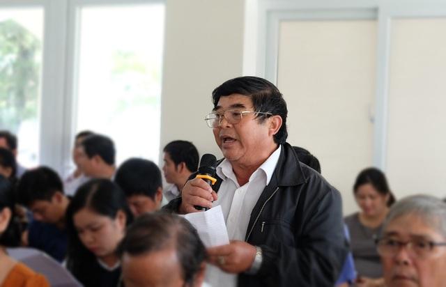 Cử tri Đà Nẵng rất tâm tư sau vụ việc nhiều cán bộ ở Đà Nẵng nhận quyết định khởi tố do liên quan đến vụ Vũ nhôm.