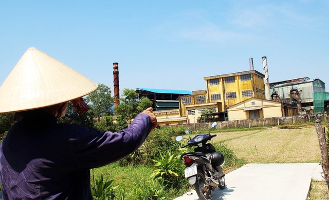 Người dân kể tội Bisuco gây ô nhiễm môi trường.