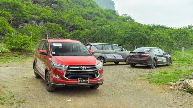Toyota Innova – Xe MPV đa dụng cho gia đình Việt - 1