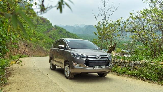 Toyota Innova – Xe MPV đa dụng cho gia đình Việt - 4