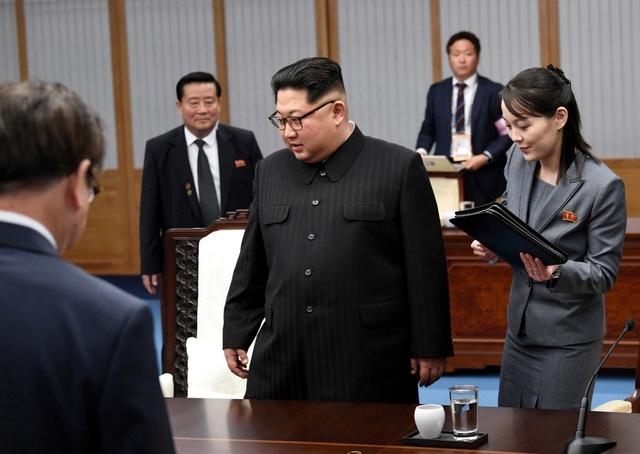 Bà Kim được cho là có mối quan hệ thân thiết với anh trai Kim Jong-un. Cả hai từng theo học tại Thụy Sĩ từ năm 1996-2000. (Ảnh: Reuters)