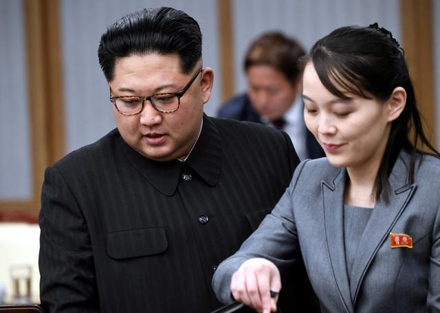 Bà Kim Yo-jong thường được nhìn thấy tháp tùng ông Kim Jong-un trong các cuộc gặp cấp cao. (Ảnh: Reuters)