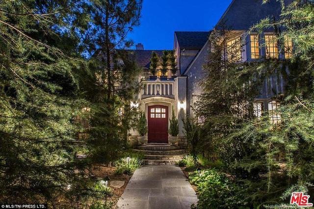 Moby tậu ngôi nhà này vào năm 2016 với giá 3,4 triệu USD