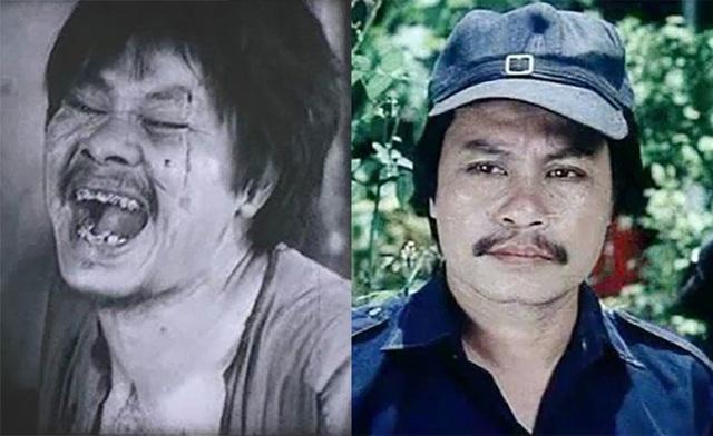 Chân dung diễn viên Bùi Cường và vai diễn để đời trong sự nghiệp của ông.