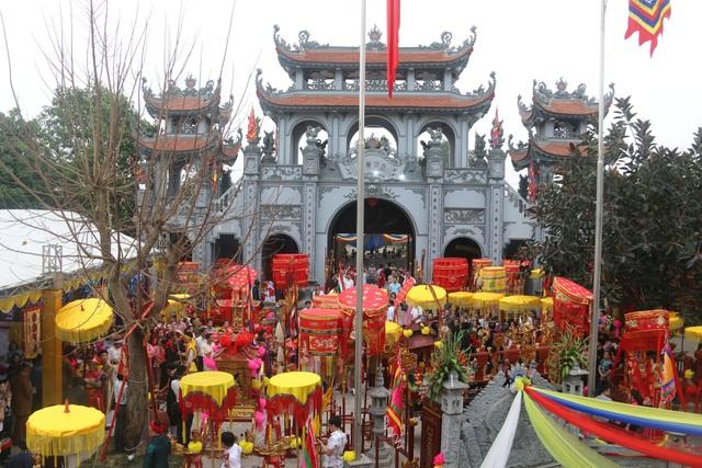 Độc đáo lễ hội bà chúa Then của người Tày, Nùng và Thái - 7