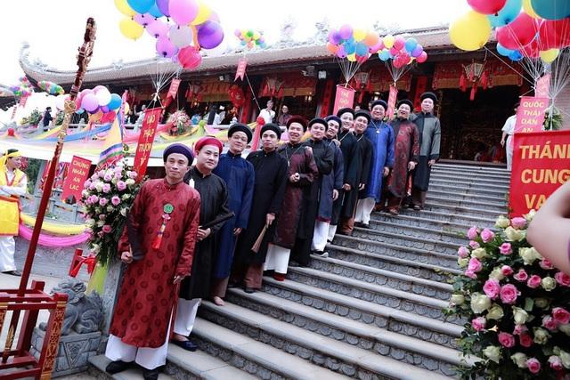 Độc đáo lễ hội bà chúa Then của người Tày, Nùng và Thái - 9