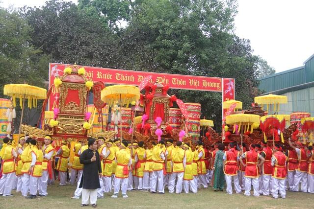 Độc đáo lễ hội bà chúa Then của người Tày, Nùng và Thái - 10