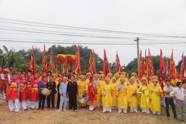 Độc đáo lễ hội bà chúa Then của người Tày, Nùng và Thái - 11