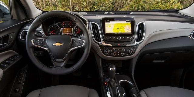 10 thiết kế nội thất ô tô xuất sắc nhất năm 2018 - 1