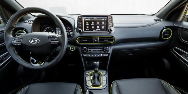 10 thiết kế nội thất ô tô xuất sắc nhất năm 2018 - 2