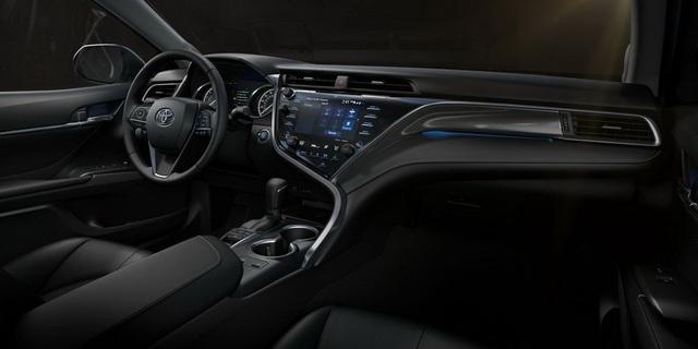 10 thiết kế nội thất ô tô xuất sắc nhất năm 2018 - 10