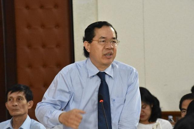 Giám đốc Sở Kế hoạch và Đầu tư TP Sử Ngọc Anh