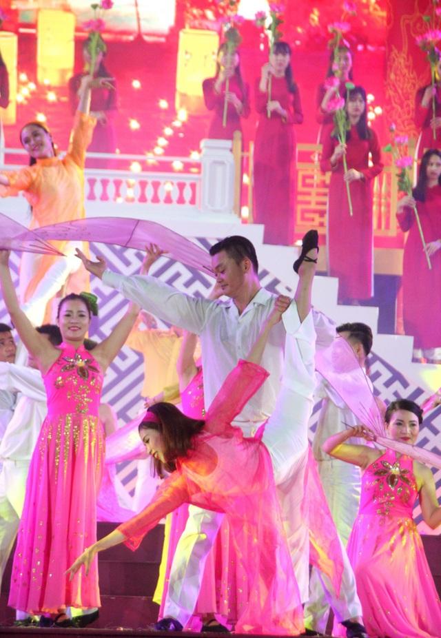 Những điệu múa đẹp