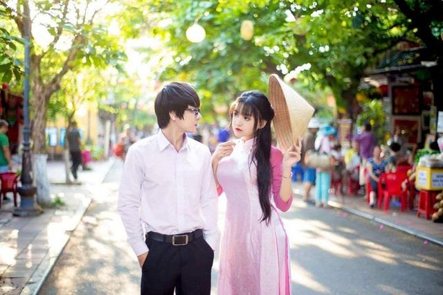 """Cô dâu chú rể Sài Gòn """"hóa"""" công chúa hoàng tử trong ngày cưới - 11"""
