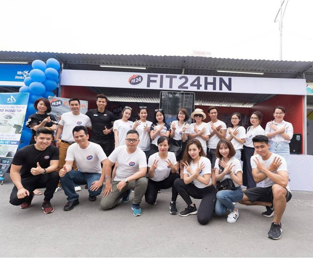 Fit24 – Fitness & Yoga Center là nhà tài trợ chính cho Mon Asian Food Festival - MAFF 2018 và đường chạy MonRun tại cung đường đẹp nhất Hạ Long