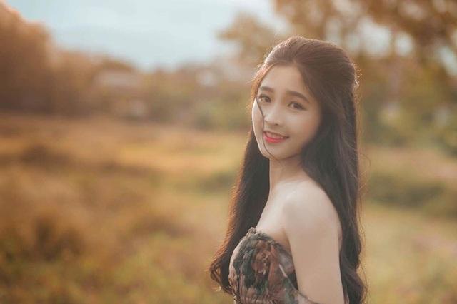 """""""Hot girl tráng bánh mướt"""" xứ Nghệ vừa xinh đẹp, lại đảm đang - 8"""