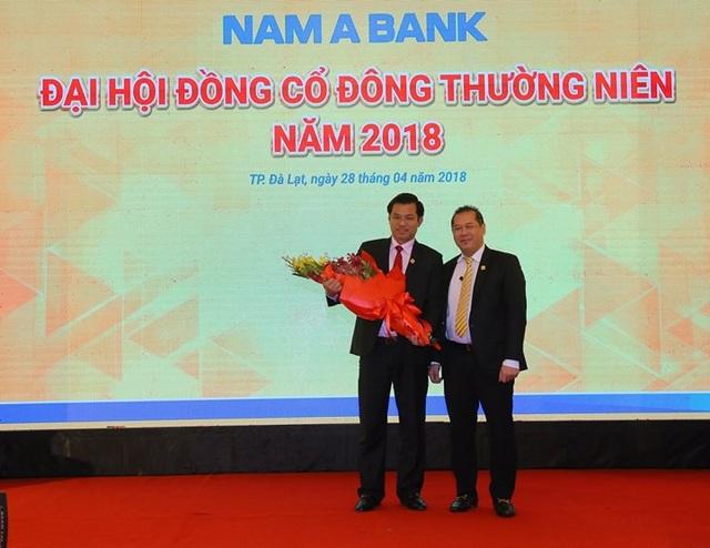 Ông Trần Ngọc Tâm chính thức được Ngân hàng Nhà nước (NHNN) chấp thuận trở thành Tổng Giám đốc của Nam A Bank
