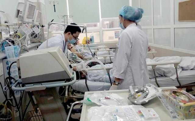 Một bệnh nhân điều trị ở BV Bạch Mai được Quỹ BHYT chi trả gần 1,4 tỉ đồng