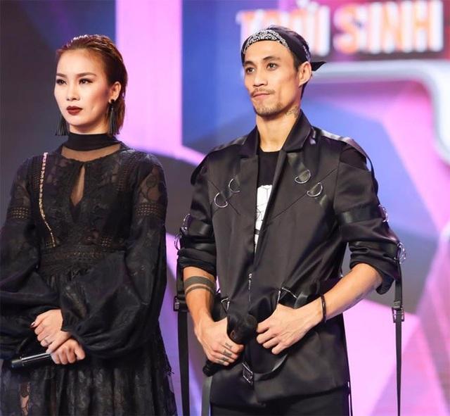 Phạm Anh Khoa là HLV của Phạm Lịch trong chương trình Trời sinh một cặp.