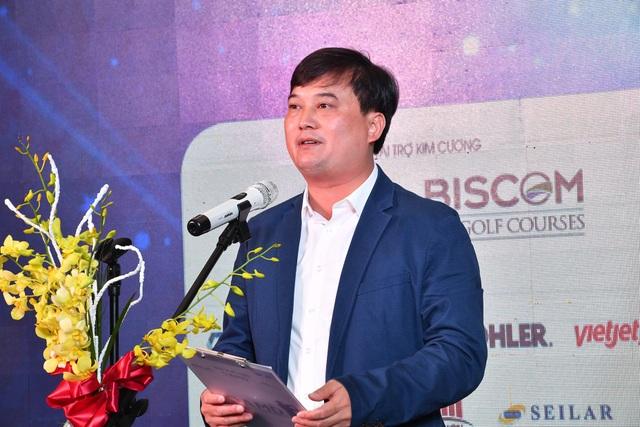 Golfer Nguyễn Minh Tuấn đã đoạt ngôi vô địch FLC AMD Golf Tournament 2018 - 1