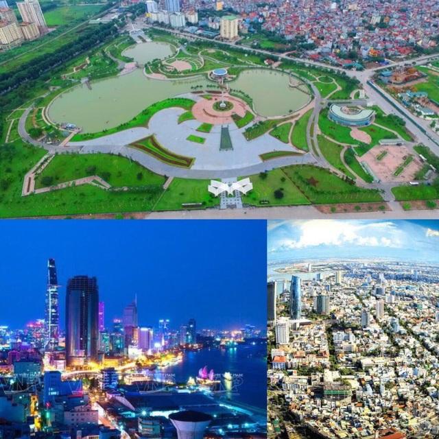 Hà Nội, TPHCM và Đà Nẵng sẽ tham gia Mạng lưới thành phố Thông minh ASEAN