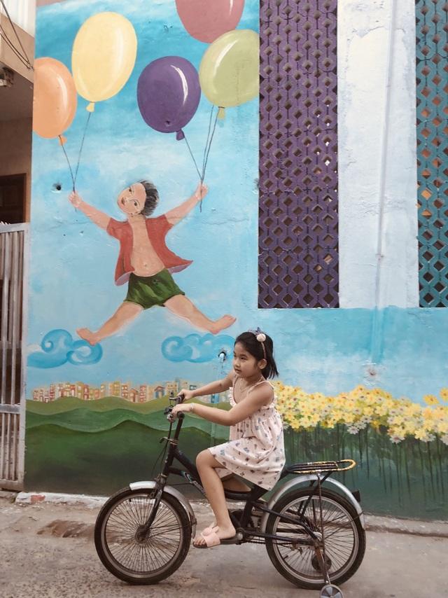 30 bức bích họa với tổng chiều dài 1.500 mét mang lại nhiều trải nghiệm mới cho người dân và du khách đến Đà Nẵng