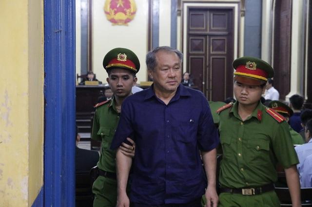 Bị can Phạm Công Danh.