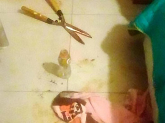 Cuộc tấn công diễn ra tại căn hộ của cặp đôi ở Nueva Cordoba, thành phố Cordoba, Argentina