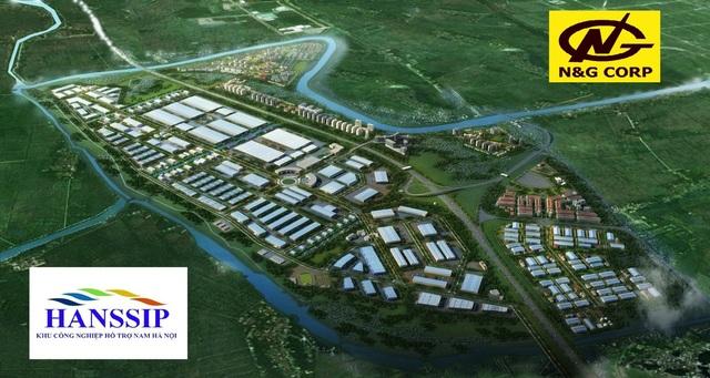 Khu đô thị HANSSIP - Điểm khởi phát đô thị vệ tinh Phú Xuyên - 6