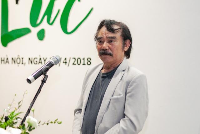 """NSƯT Thanh Lam: """"Tranh của họa sĩ Phạm Lực gợi cho tôi ký ức về ba"""" - 9"""