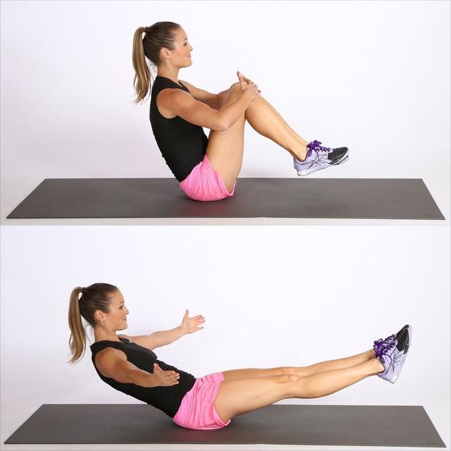 10 bài tập thể dục hiệu quả trên thảm cá nhân - 6