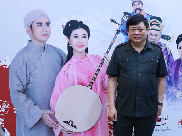 PGS.TS Nguyễn Thế Kỷ tác giả văn học của vở Thầy Ba Đợi