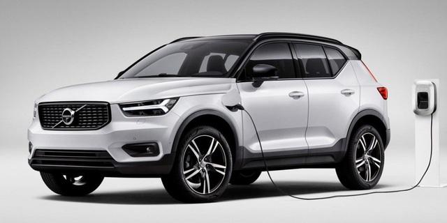 Volvo đặt cược vào xe chạy điện - 1