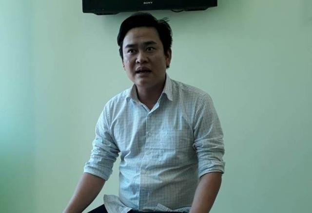 Anh Lê Xuân Huân chia sẻ về hành động cứu người của mình